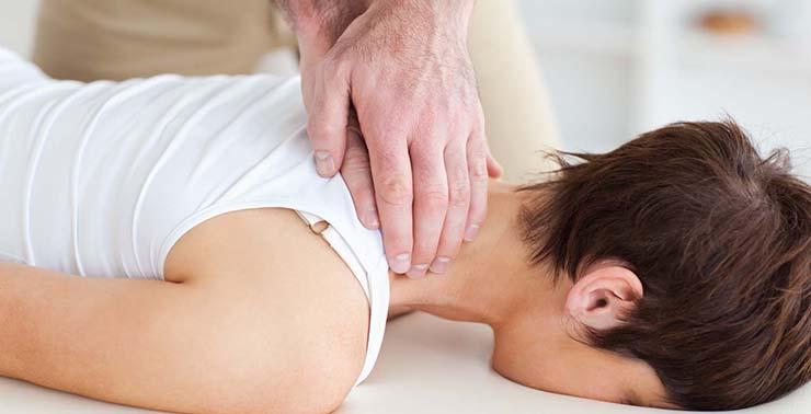 آیا فیزیوتراپی باعث تسکین درد گردن میشود