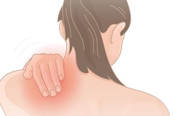 مشکلات استخوان و مفاصل از علل درد کتف چپ