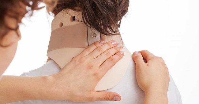 استفاده از برییس برای درمان گردن درد
