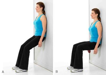 تمرینات و حرکات ورزشی برای زانو ضربدری