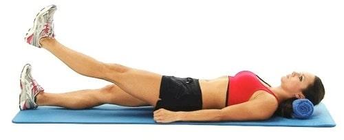 حرکات ورزشی برای تقویت عضلات چهار سر ران و زانو