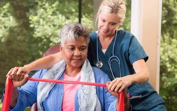 فیزیوتراپی برای درمان پارکینسون