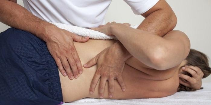 تأثیر فیزیوتراپی در درمان کمردرد