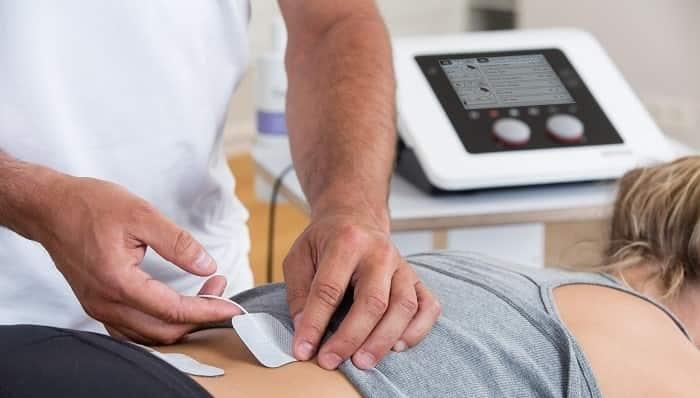 درمان بیرون زدگی دیسک کمر با تحریک الکتریکی عصب از طریق پوست