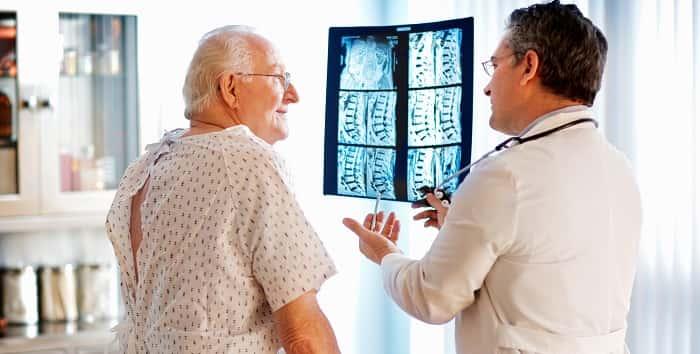 تشخیص درد پایین کمر