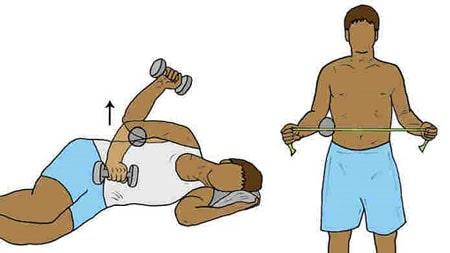 درمان دررفتگی آرنج