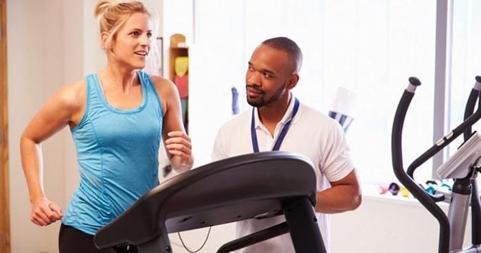 تمرینهای قلبی ـ تنفسی