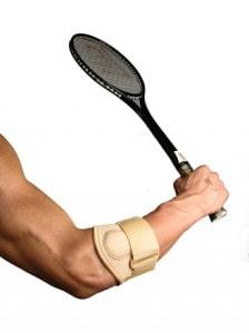 تنیس البو یا آرنج تنیس بازان