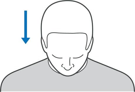 خم کردن گردن