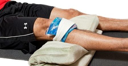 درمان کیست بیکر(ورم پشت زانو)