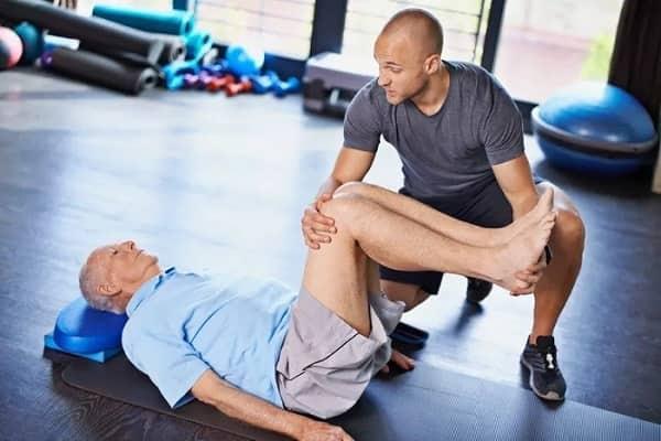 درمان بیماری پارکینسون با طب فیزیکی