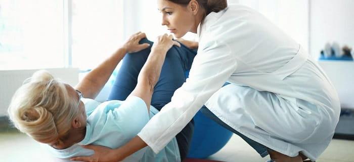 درمان دیسک کمر با فیزیوتراپی، اوزون درمانی و حرکات اصلاحی