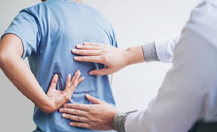 درمان غیر جراحی دیسک کمر