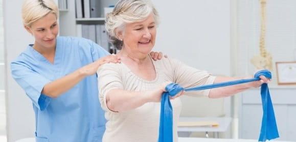 درمان اسپاسم عضلانی با فیزیوتراپی