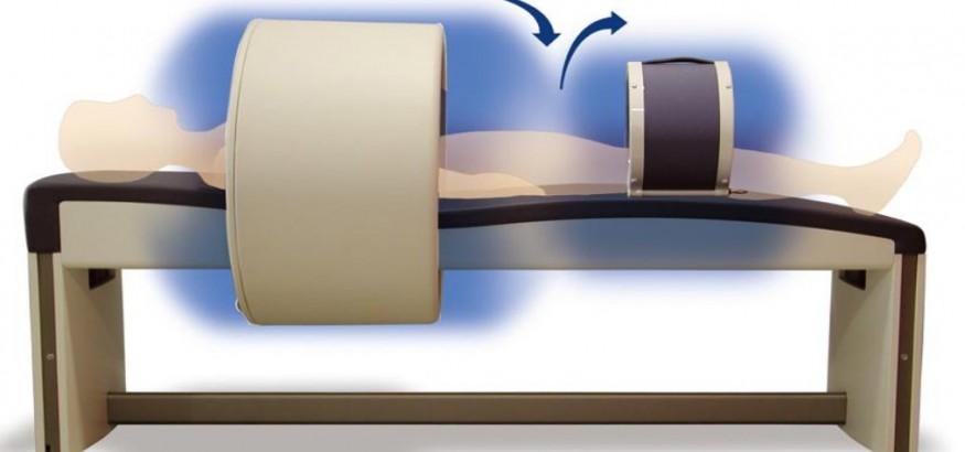 درمان کمر درد با مگنت تراپی