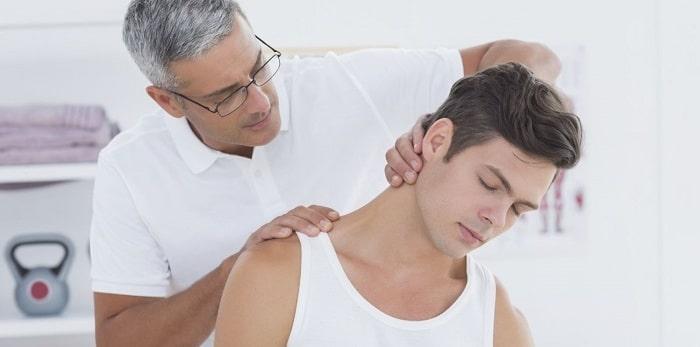 درمان گردن درد بدون جراحی