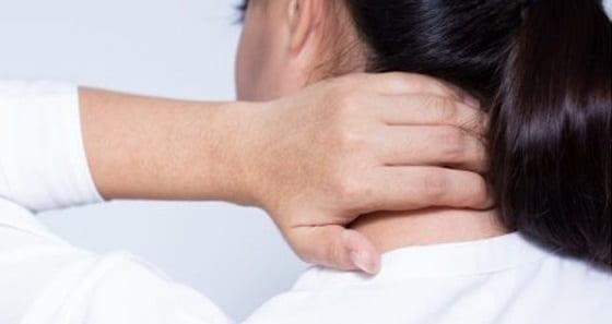 ریسک فاکتورهای درد گردن