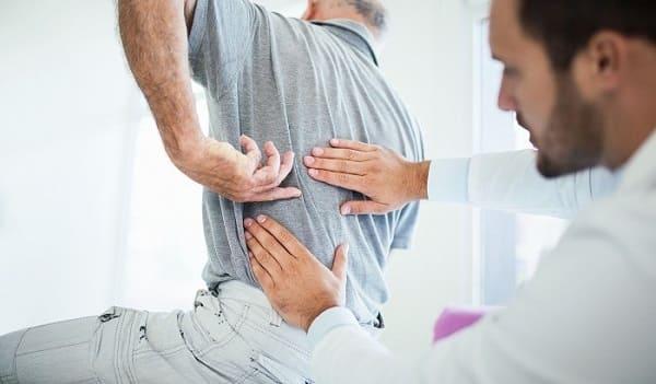 درمان پارگی دیسک کمر با طب فیزیکی