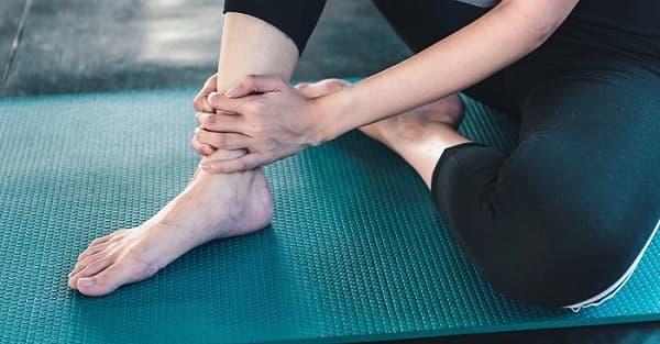 علت درد پا