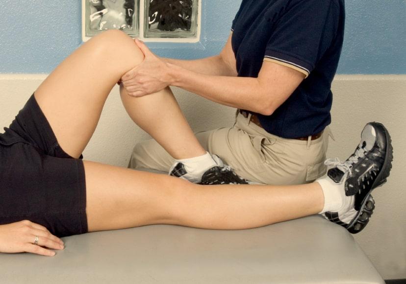فواید ماساژ درمانی برای مشکلات زانو