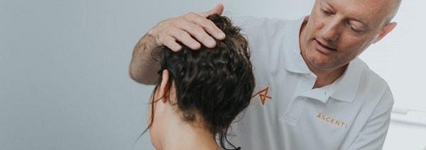 درمان گردن دردبا فیزیوتراپی