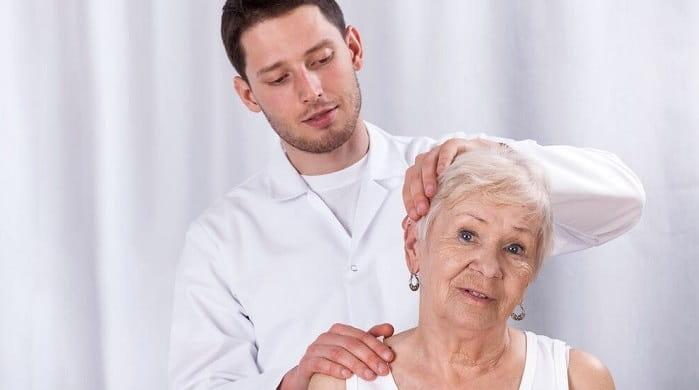درمان گیر افتادگی عصب با فیزیوتراپی