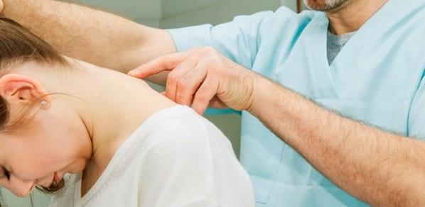 درمان تنگی کانال نخاعی گردن با فیزیوتراپی
