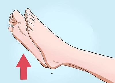 درمان بی حسی و خواب رفتگی انگشت پا