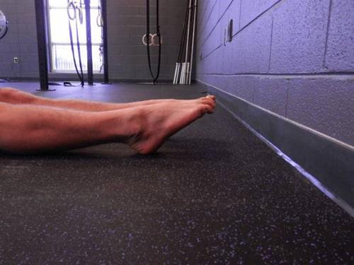 ورزش درمانی برای درد مچ پا