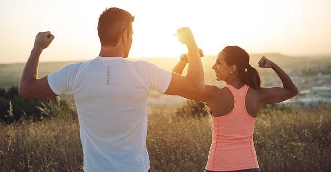 ورزش کردن برای درمان کمر درد
