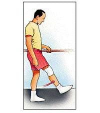 حرکات اصلاحی و ورزش بعد از عمل آرتروسکوپی