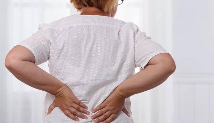 پیشگیری از گودی کمر با ورزش، کاهش وزن و صحیح نشستن