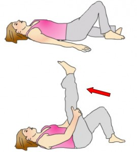 حرکات ورزشی برای کمردرد