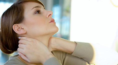 برنامه ورزش خانگی برای درمان گردن درد